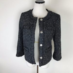 Michael Michael Kors Tweed Jacket size 8.